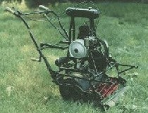 "Atco Motor Mower, known as the ""Atco Standard""."